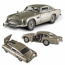 Hot Wheels Heritage ~ James Bond ~ 1964 Aston Martin DB5 ~ 1:8 Scale by Mattel