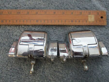 pair of 1963 ford galaxie falcon convertible top latches   mercury   maybe 1964