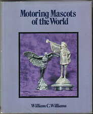 Motoring Mascots of the World by Williams 1977 ed. Factory Lalique Commercial +