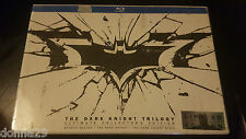 The Dark Knight Trilogy Blu-ray 6-Disc BoxSet Numbered Collector Edition Sealed+