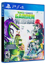 Plants vs Zombies Garden Warfare PS4 GAME BRAND NEW & SEALED