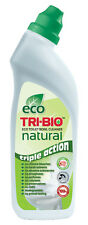Tri-Bio Natural Triple Action Toilet Bowl Cleaner - 710ml