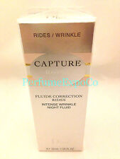 DIOR CAPTURE R60/80 NUIT Intense Wrinkle Night Fluid CHRISTIAN DIOR 1.0oz NEW D4