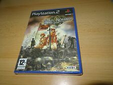 PlayStation 2 - PS2 - SOUL NOMAD & THE WORLD EATERS ~ New & Factory Sealed