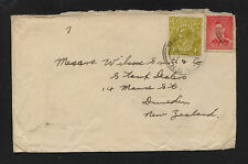 Australia    118,169  on cover  to   New Zealand   MM1201-2