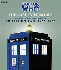 Doctor Who: The Lost TV Episodes Collection: (1965-1966) No. 2, , New Condition