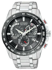 NEW Mens Citizen Perp Chrono AT AT4008-51E