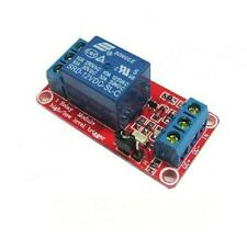 12V1 channel relay module with optocoupler isolat High and low level trigger