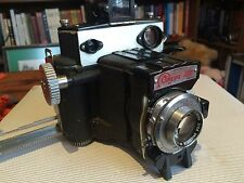 Simmons Bros Omega 120 Camera Omicron 90mm Lens . Rare!