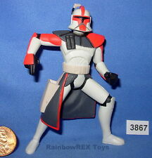 "Star Wars 2005 ARC TROOPER From Animated Series 3.75"" figure"