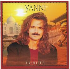 Tribute by Yanni CD 1997 Virgin