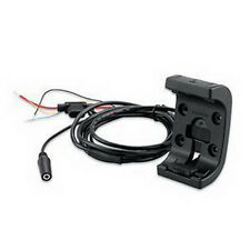 Garmin Montana 680 680T Camo Motorcycle ATV Bracket Holder hardwire power Audio
