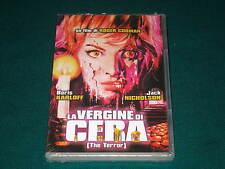 The Terror DVD La vergine di cera Regia di Roger Corman JACK NICHOLSON