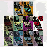 The Further Adventures of Sherlock Holmes 10 Books Collection Set Brand New Pack