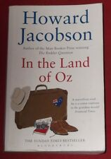 IN THE LAND OF OZ ~ Howard Jacobson