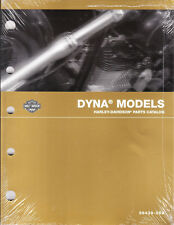 2001 Harley Dyna Wide Low Glide Rider Super Sport FXD FXDL Parts Manual Catalog