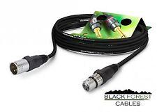 Sommer Cable Galileo 238 XLR 1x0,50m GA1B-0050-SW-SW