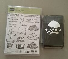 Stampin' UP! SPRINKLES OF LIFE AND MATCHING TREE BUILDER Punch BUNDLE