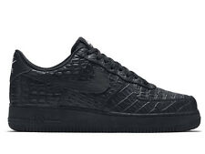 MENS NIKE AIR FORCE 1 '07 LV8 SHOES SIZE 8 black 718152 007