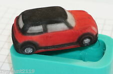 Sugarcraft moules gâteau décoration silicone moules crafts icing mini voiture (3144)