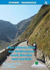 Passo dello Stelvio / Stilfserjoch - FitViewer Virtual Video Indoor Cycling DVD