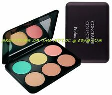 6 Colors Contour Face Cream Makeup Concealer Palette