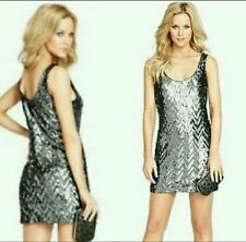 GUESS by Marciano Millas SEQUINS Dress size L