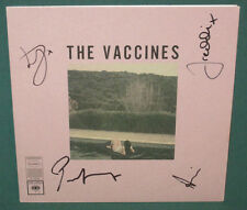 The Vaccines Post Break Up Sex 45 W/ Signed Autographed Sleeve UK