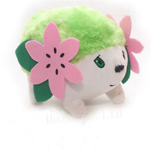 8'' Pokemon Rare Shaymin Soft Plush Stuffed Toy Doll Kids Gift Hot