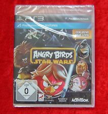 Angry Birds Star Wars, PS3, PlayStation 3 Juegos versión alemana