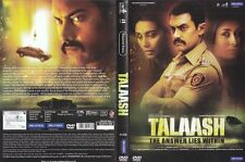 Talaash Hindi DVD Stg: Aamir Khan, Kareena Kapoor, Rani Mukherji (Indian) FIlm