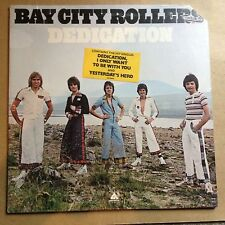 Bay City Rollers-Dedication-1976 Arista- M-/M  FACTORY SEALED