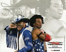 WWE PHOTO XAVIER WOODS TNA PROMO JAY LETHAL CONSEQUENCES CREED THE NEW DAY