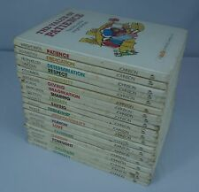 VTG Lot/Set 20 Value Tale Kid's Hard Books by Johnson Most 1st Edition 1976-1979