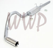 Performance Exhaust Muffler System For 97-03 Ford F150 4.6L/5.4L V8 Pickup Truck