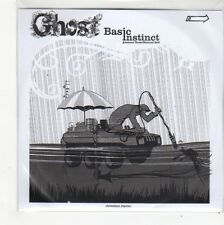(FN784) Ghost, Basic Instinct - DJ CD