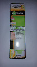 Garnier Skin Renew Dark Spot Hand Treatment Fades Dark Spots on Hands SPF 30 new
