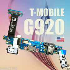 Charging Port USB Connector Flex Cable for Samsung Galaxy S6 SM-G920T T-MOBILE