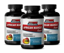 Colon Cleanse - African Mango Lean Extract 1200mg - Boost General Wellness 3B