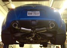 Beluga Racing Resonated Performance Exhaust fits Nissan 370Z Z34 09-17 VQ37VHR
