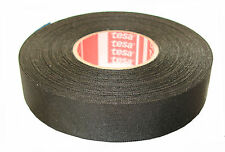 """TESA 51026 3/4"""" x 27,5yds Adhesive Cloth Fabric Tape cable looms wiring harness"""