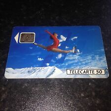 France Telecom PHONECARD / PHONE CARD 50 Units - Albertville 92 Olympic Games