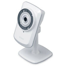 D-Link WiFi Day & Night Network Surveillance Camera w/Cloud Service - DCS-932L