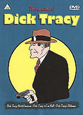 The Adventures Of Dick Tracy - DVD  NEW & SEALED