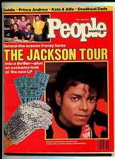 Vintage Magazine PEOPLE May 7 1984 Michael Jackson Jacksons Victory Tour