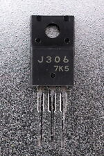 Sanyo 2SJ306 J306 P-channel High Speed Switching MOSFET TO-220ML 250V 3A