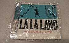 New Signed CD Justin Hurwitz La La Land Original Motion Picture Score Musical