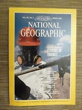 National Geographic- HAZARDOUS WASTE: STORING UP TROUBLE - MARCH 1985