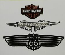 TOPPE PATCH RICAMATE HARLEY DAVIDSON
