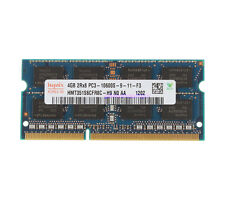 Hynix 4GB DDR3 1333mhz 2RX8 PC3-10600 204pin NON-ECC SO-DIMM Laptop Memory B137